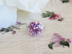 Hey, I found this really awesome Etsy listing at https://www.etsy.com/listing/187890502/one-of-a-kind-10-carat-fancy-lavender