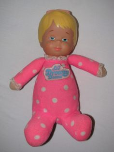 Soft Body Bean Bag Baby Doll Baby Beans And Drowsy Dolls