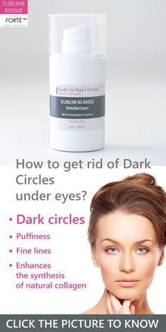 Sublime No Bags Periorbital Cream effectively reduces fat pockets, dark circles, and rejuvenates the eye area. Skin Care Regimen, Skin Care Tips, Oil Free Foundation, Dark Circles Under Eyes, Eye Contour, Radiant Skin, Oily Skin, Healthy Skin, Cell Regeneration