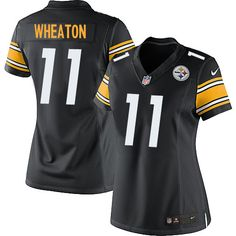 Nike Ben Roethlisberger Pittsburgh Steelers Women s Limited Jersey – Black 594725b5d