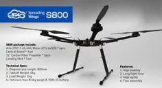 Camera drone for safe surveillance