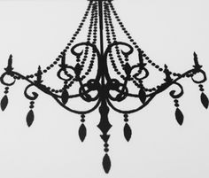 Already Have A Chandelier Wall Decal