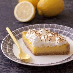 Tarte au citron meringuée, la recette d'Ôdélices : retrouvez les ingrédients, la préparation, des recettes similaires et des photos qui donnent envie !