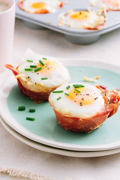 Recipe: Crispy Prosciutto and Potato Egg Cups — Brunch Recipes from The Kitchn