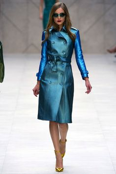 Burberry Prorsum | Spring 2013 Ready-to-Wear Collection | Style.com