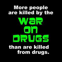 Nobel Prize economists call for end to war on drugs
