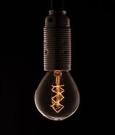£7 - VINTAGE LIGHT BULB | 25 watt SMALL globe E14