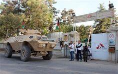 APNewsBreak: US analysts knew Afghan site was hospital