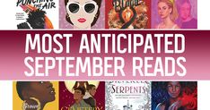 The 23 Most Anticipated YA Books to Read in September