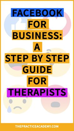 Are you a therapist or wellness provider who wants to boost their online marketing and attract more clients through Facebook? Check out this step-by-step guide on how to set up a Facebook business page tailored to counselors, massage therapists, acupuncturists, chiropractors, naturopaths and other wellness providers that have a private practice or small healthcare business. And download a free guide about what to post on your Facebook business page.