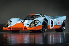 1969 Porsche 917K Gulf - Click to see full-size photo viewer