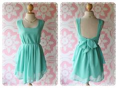 turquoise cocktail dress