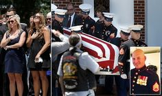 Thousands turn out for funeral of Chattanooga Staff Sgt. David Wyatt.  Breaks my heart...Touching photo's of the other Veterans.. May God give them peace