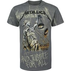 ... And Justice For All - Neon Backdrop von Metallica