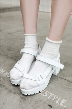 white sandals, #need