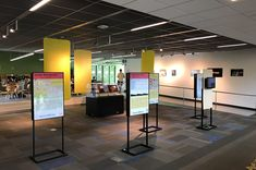 Request reservation: Clough special event space   Library Recycling Services, Weekend Events, Recycling Bins, Event Management, Atrium, Installation Art, Outdoor Spaces, Signage, Georgia