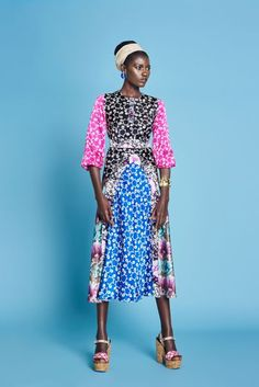 Duro Olowu Spring/Summer 2017 Ready To Wear Collection | British Vogue