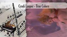 Partitura Cyndi Lauper - True Colors Duo Piano y Clarinete soprano