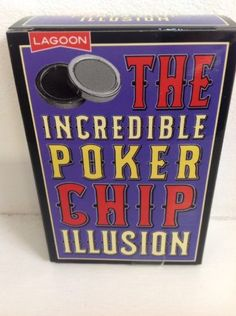 The #incredible poker chip #magic #illusion trick xmas stocking fillers kids ,  View more on the LINK: http://www.zeppy.io/product/gb/2/291901787217/