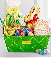Lindt Easter Cheer Basket