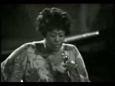 Ella Fitzgerald : One note Samba (scat singing) 1969  June 22, 1969 jazz vocalist Ella Fitzgerald with accompaniment by Ed Thigpen on drums, Frank de la Rosa on bass, and Tommy Flanagan on piano.