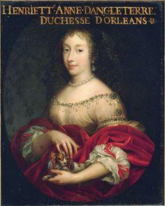 Henrietta Anne, Duchess of Orleans, after Pierre Mignard, c. 1665-70