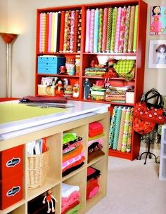 my dream sewing room!