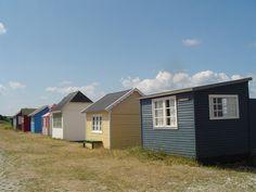 Ærø strandhuse