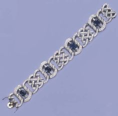 Bracelets – Page 9 – Modern Jewelry Gemstone Bracelets, Diamond Bracelets, Pearl Bracelet, Bangles, Edwardian Jewelry, Vintage Jewelry, Bracelet Designs, Necklace Designs, Art Deco