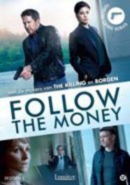 FOLLOW THE MONEY S2 CAST: THOMAS BO LARSEN, NATALIE MADUEQO Gram, Jeppe Gjervig, DVDNL