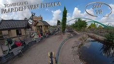 Toverland 2019 Paarden van Ithaka 360° VR Onride Country Roads