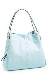 COACH 'Small Madison Phoebe' Leather Shoulder Bag