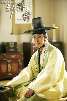 The Moon that Embraces the Sun...Jung Il Woo