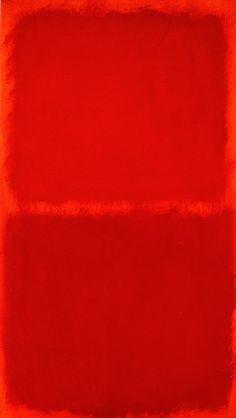 A Houston original. Red | Rothko