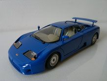 Bugatti EB110 GT 1/24