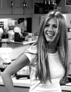 Always loved Jennifer Aniston's hair on friends. Every haircut she had was iconic for her.