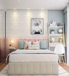 Diy Bedroom Decor For Teens, Room Ideas Bedroom, Home Office Decor, Home Decor, Home Room Design, New Room, Loft, Interior Design, Decoration
