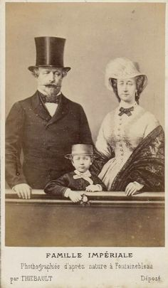 French Imperial family