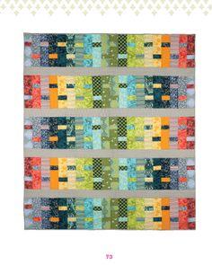 Dream Weaver pattern by Tula Pink