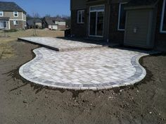 Paver Patio Design Ideas, Pictures, Remodel, and Decor - page 14