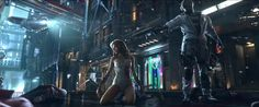 Become a Concept Artist at CD PROJEKT RED