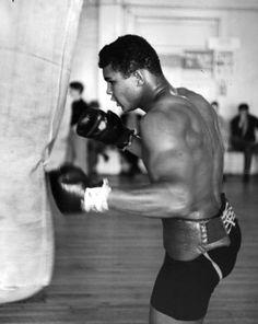 Ali - Boxing - Boxeo