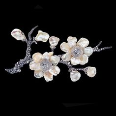Cherry Blossom Brooch – ANABELA CHAN . LONDON . PARIS