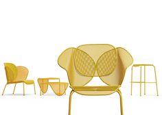 ELITRE 茶几 by AREA DECLIC 设计师Philippe Bestenheider
