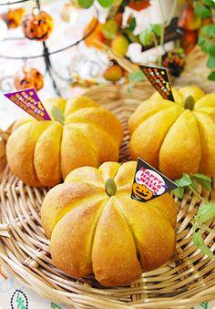 ハロウィンレシピ2014   お菓子・パンレシピのcorecle