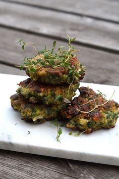 Her er en opskirft på de mest succesfulde spinat veggiedeller jeg nogensinde har både smagt og kreeret. Psst.. de er også geniale til helt små børn