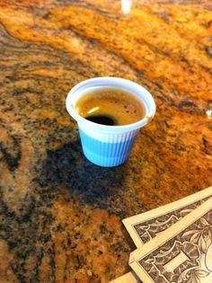 Cuban coffee...Yummy!