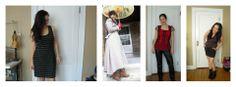 Three Dresses Project - Full Bust Adjustment (FBA)