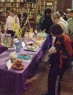 Edible Books Festival
