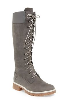 Timberland Earthkeepers® Waterproof Tall Boot (Women) available at #Nordstrom